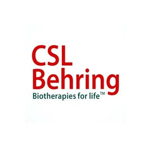 <br>CSL Behring: <br>Biotherapies for Life
