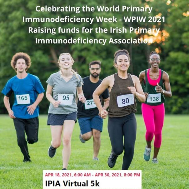 IPIA Virtual 5K Run 2021